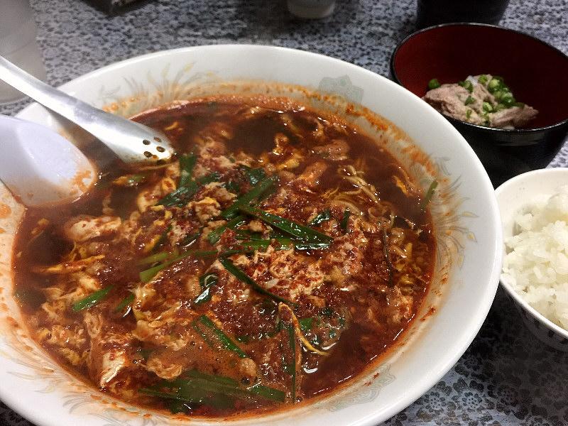 辛麺・桝本
