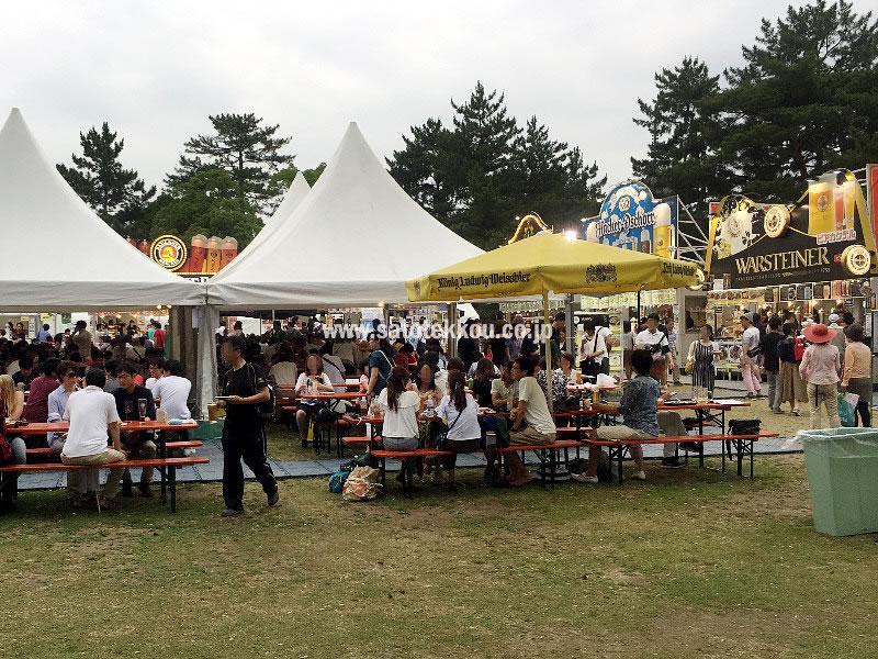 奈良オクトーバーフェスト2017